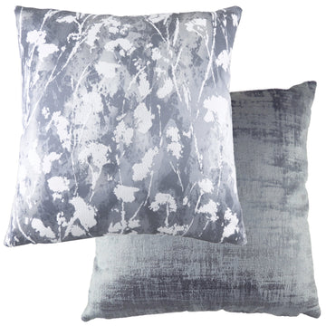 Jacinth Grey Cushion