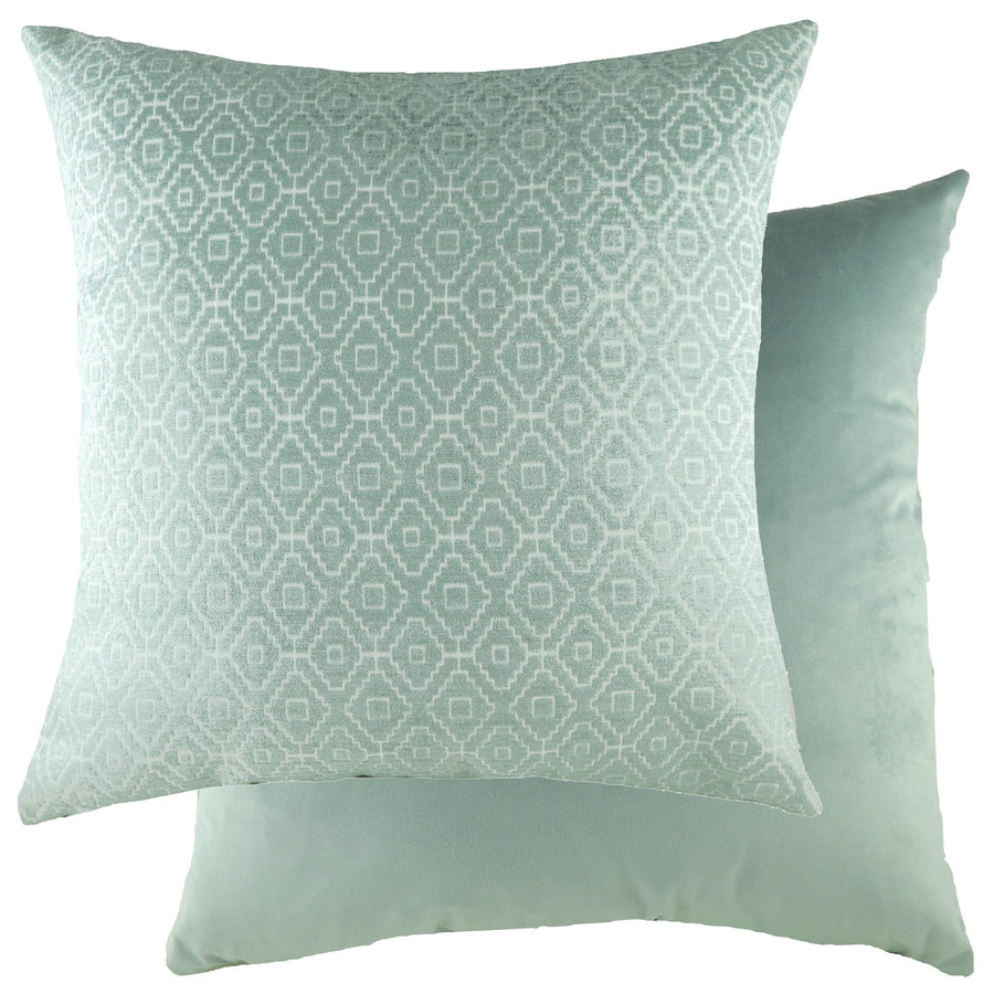 Kenza Spa/Velvet Eau De Nil Cushion