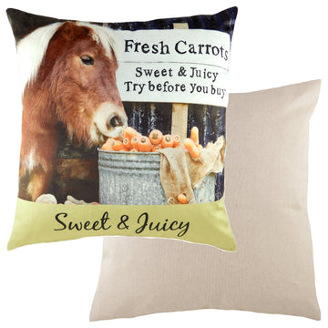 Kitchy Sweet & Juicy Cushion