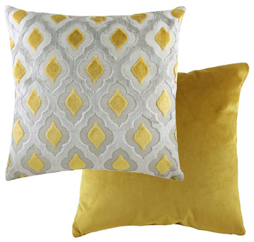 Marrakesh Gold Cushion