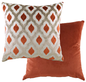 Marrakesh Terracotta Cushion