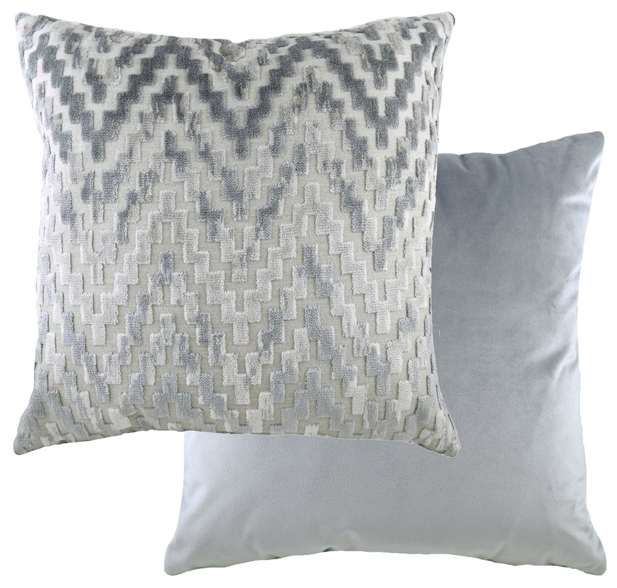 Marrakesh Chevron Grey Cushion