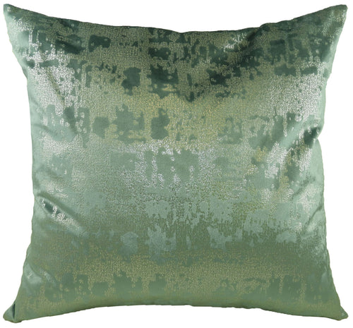 Mercury Teal Cushion