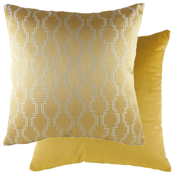 Nash Antique/Velvet Gold Cushion