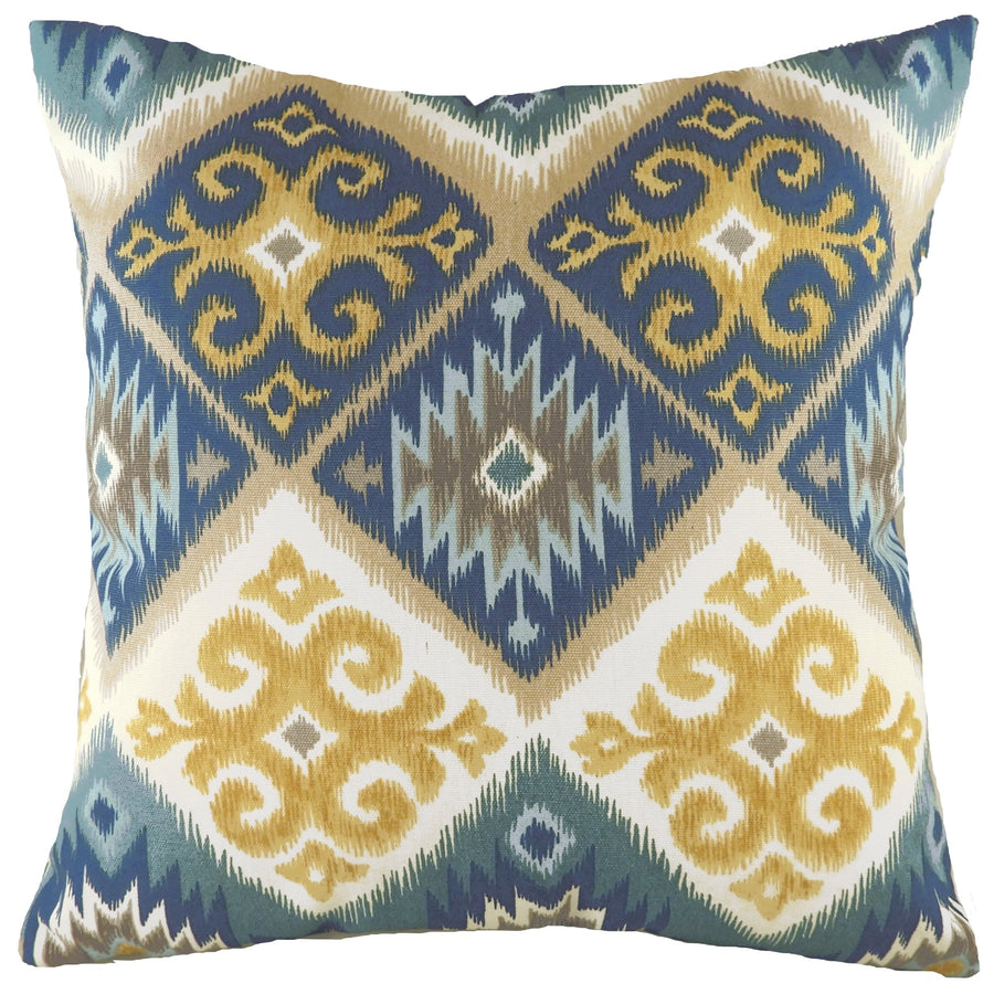 Navajo Blue Cushion