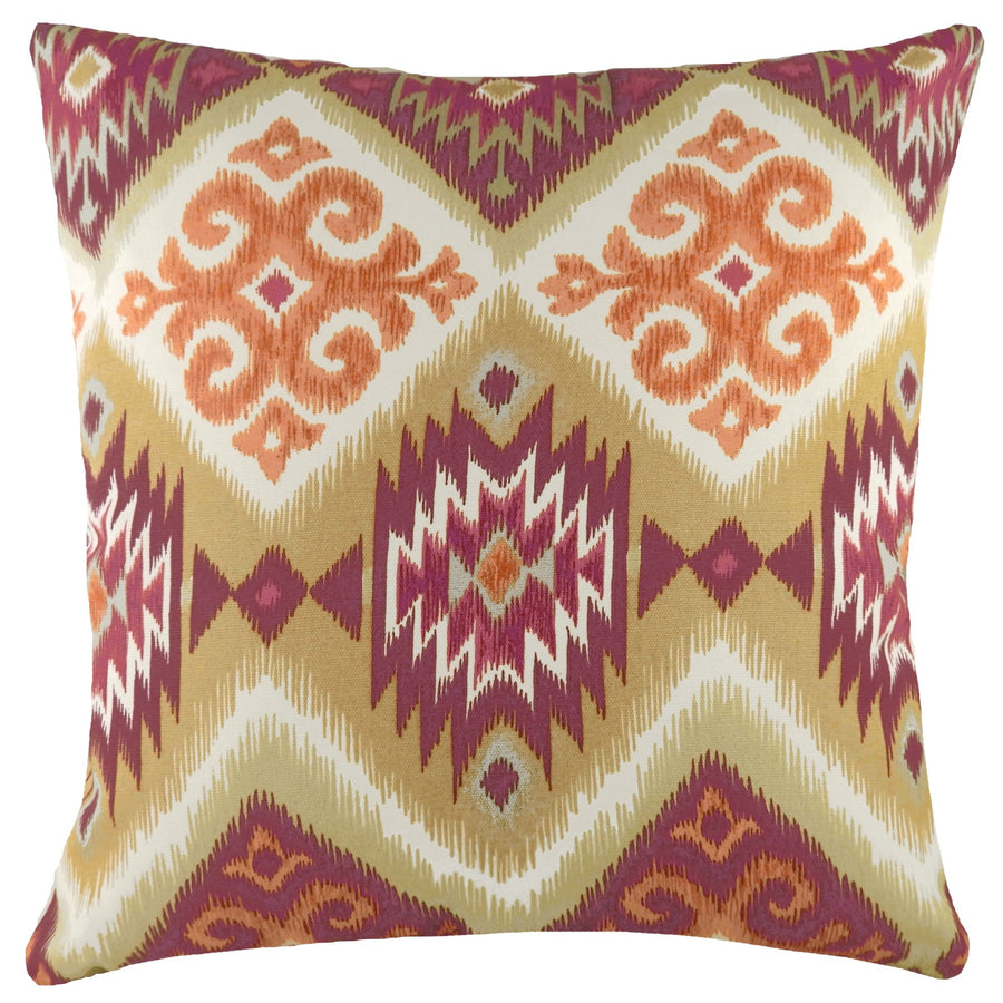 Navajo Burgundy Cushion