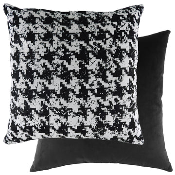 Nevado Magpie/Velvet Black Cushion