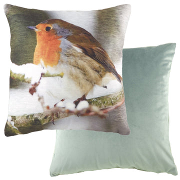 Photo Robin Cushion