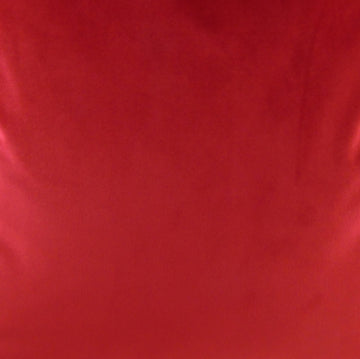 Royal Velvet Scarlet Fabric - by the metre