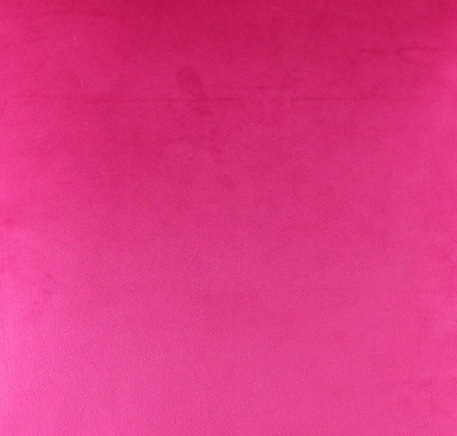 Royal Velvet Magenta Fabric - by the metre