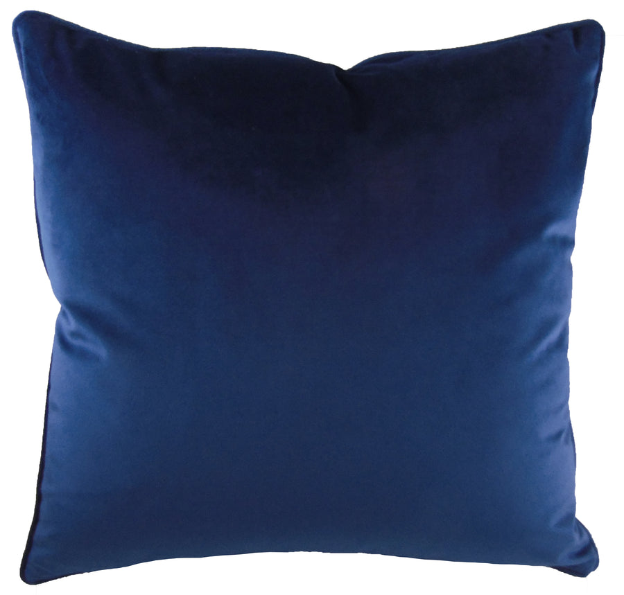 Royal Velvet Royal Piped Cushion
