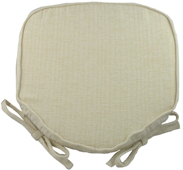Savannah Seatpad Cream - 1.5