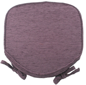 Savannah Seatpad Aubergine - 1.5