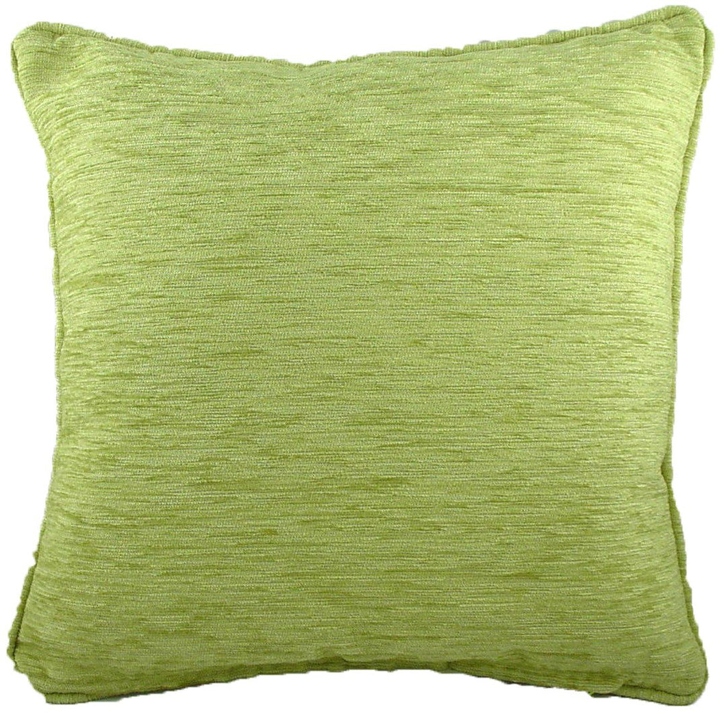 Savannah Chenille Salad Piped Cushion