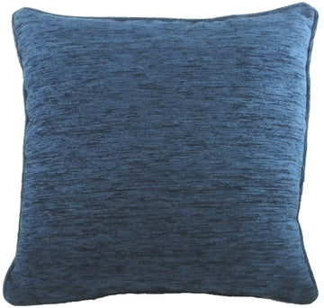 Savannah Chenille Midnight Piped Cushion