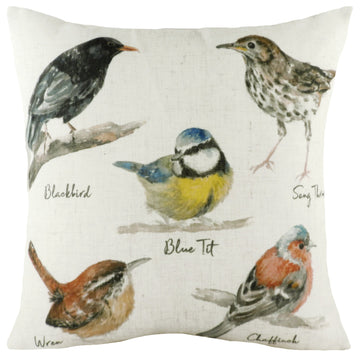 Species Birds Cushion