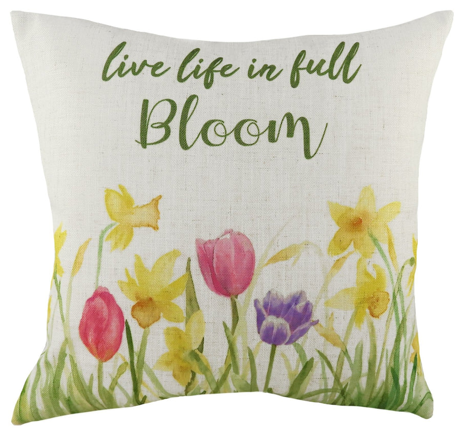 In Full Bloom Cushion