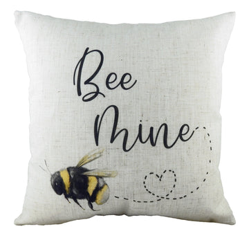 Bee Mine Cushion