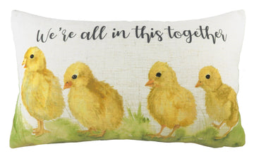 In This Together Cushion