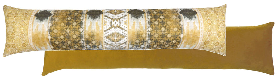 Tribal Ochre Draught Excluder