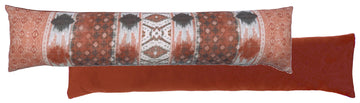 Tribal Terracotta Draught Excluder