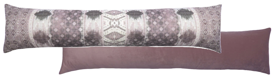 Tribal Dusky Pink Draught Excluder