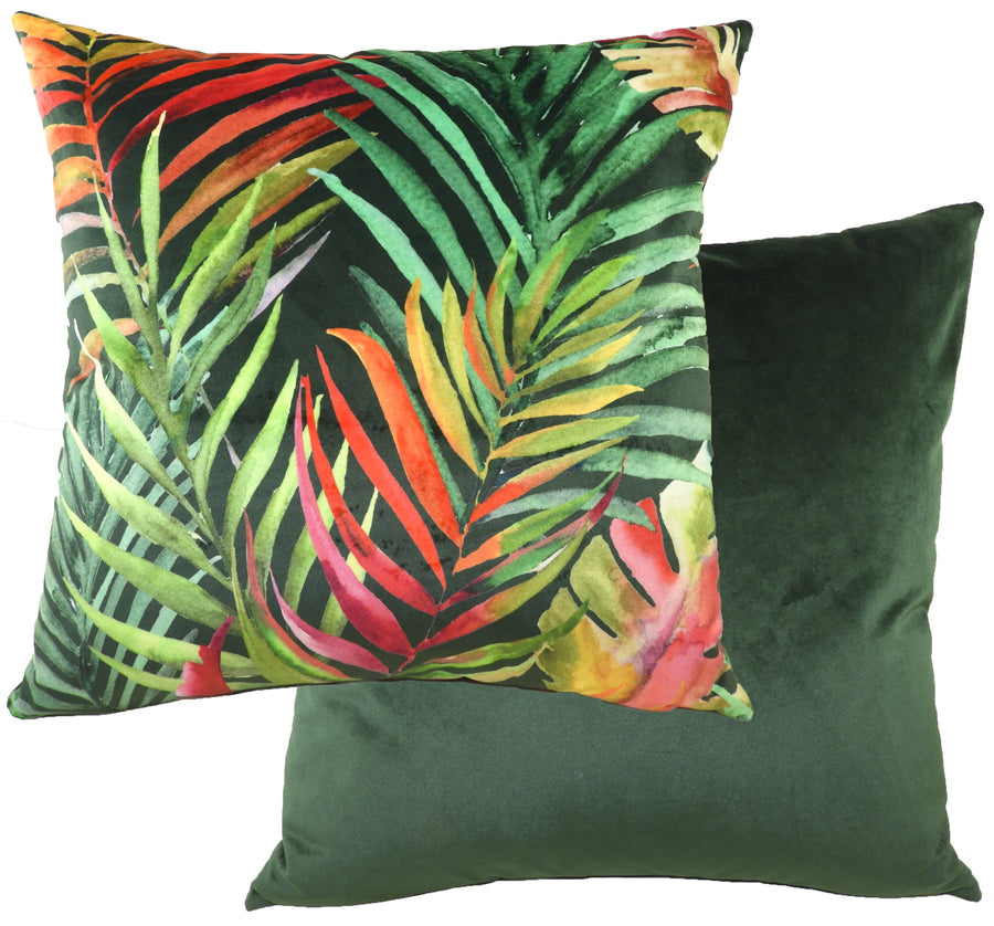 Tropics Multcoloured Cushion