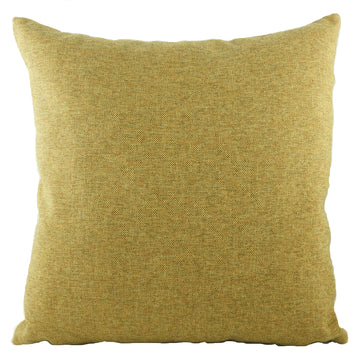 Tweed Ochre Cushion