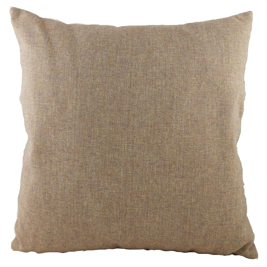 Tweed Dusky Pink Cushion