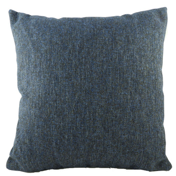 Tweed Midnight Blue Cushion