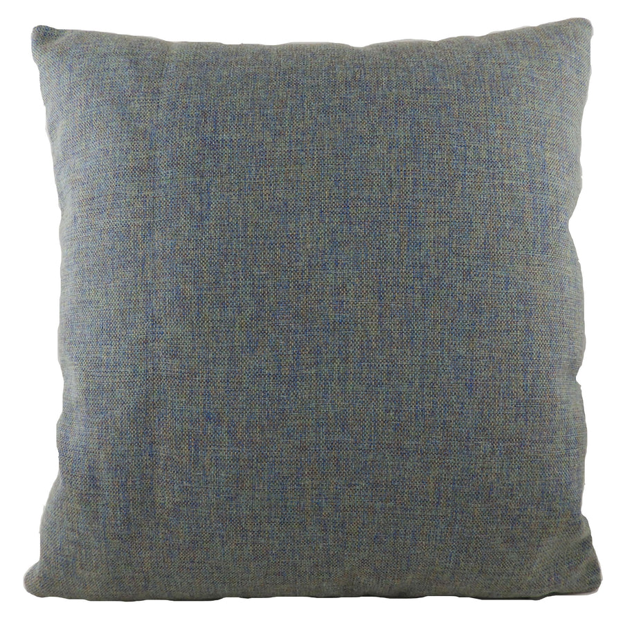 Tweed Twilight Blue Cushion