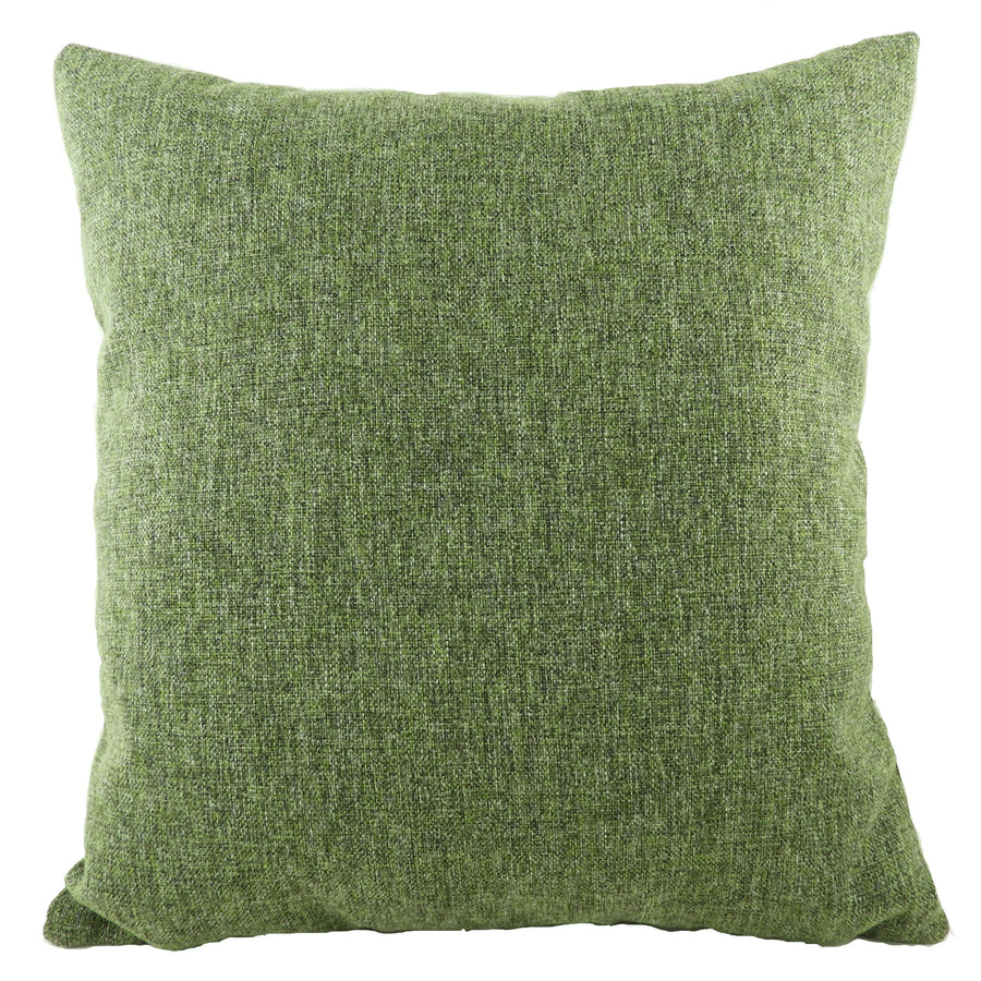 Tweed Barra Green Cushion