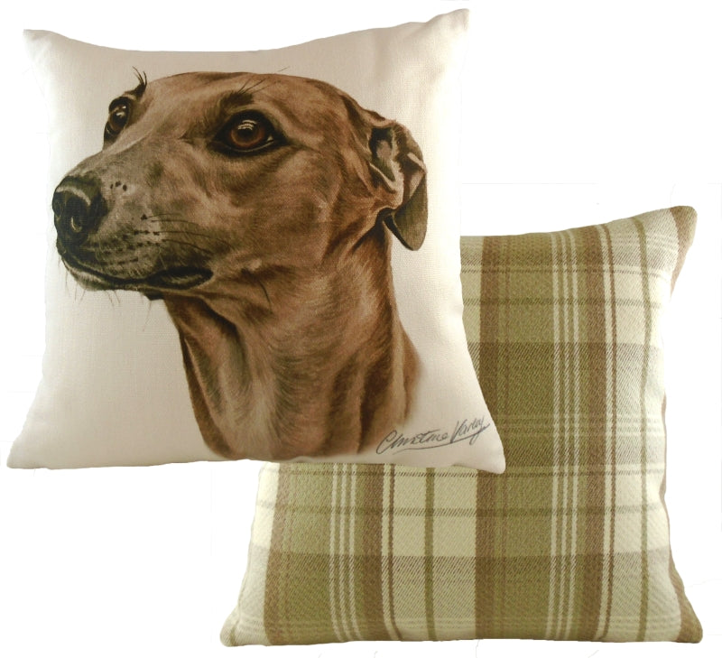 WaggyDogz Whippet Cushion