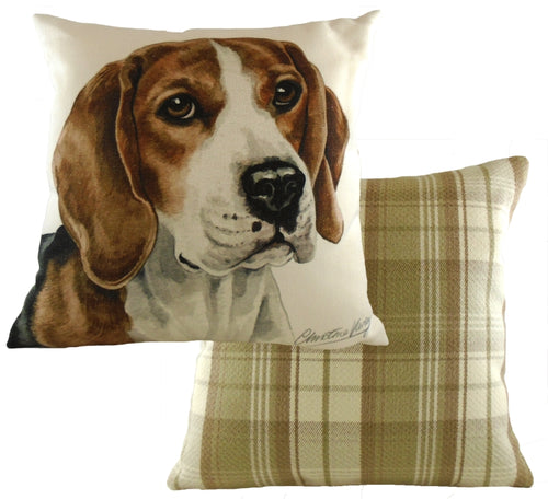 WaggyDogz Beagle Cushion