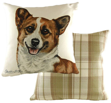 WaggyDogz Corgi Cushion