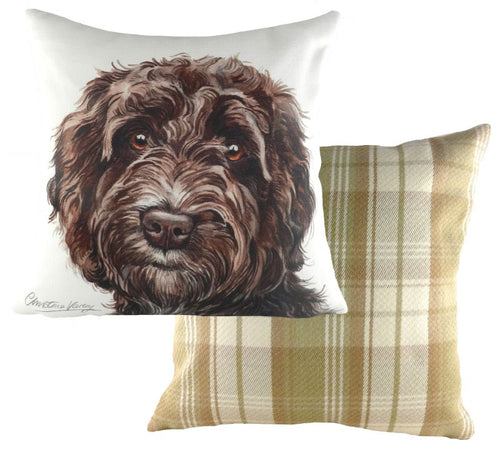 WaggyDogz Cockapoo Cushion