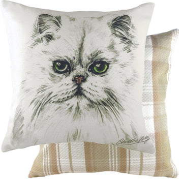 WaggyDogz Persian Cat Cushion