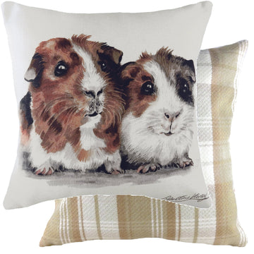 WaggyDogz Guinea Pigs Cushion