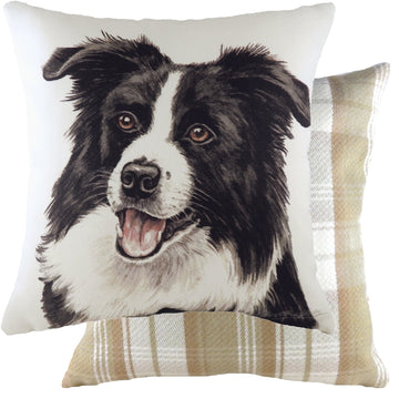 WaggyDogz 2020 Border Collie Cushion