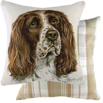 WaggyDogz 2020 Springer Spaniel Cushion