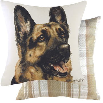 WaggyDogz 2020 German Shepherd Cushion