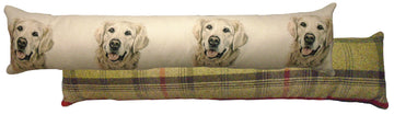 Golden Retriever Draught Excluder