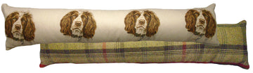 Springer Spaniel Draught Excluder