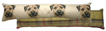 Border Terrier Draught Excluder