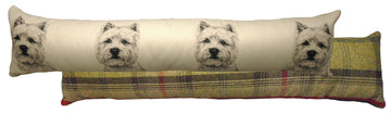Westie Draught Excluder