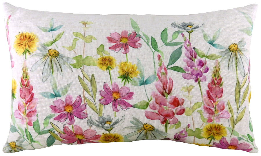 Wild Flowers Ava Cushion