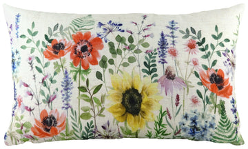 Wild Flowers Emma Cushion