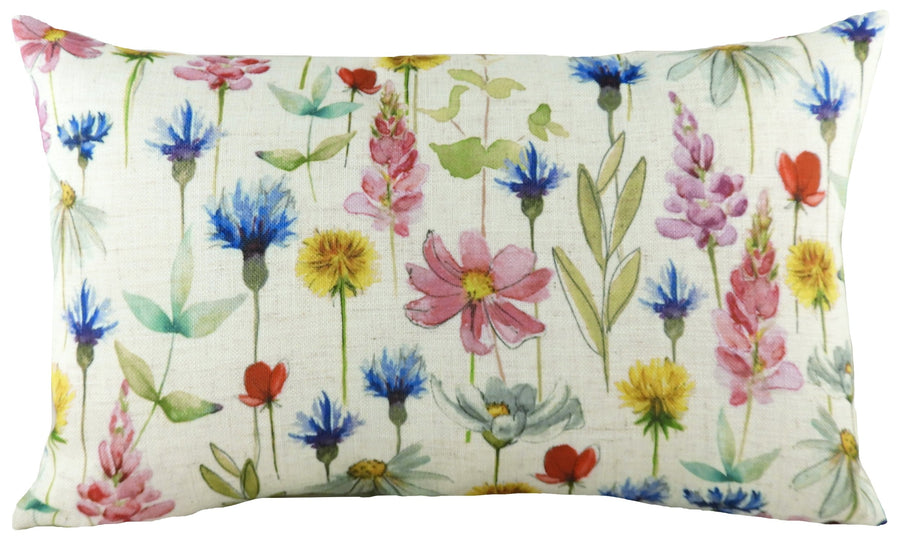 Wild Flowers Sophia Cushion