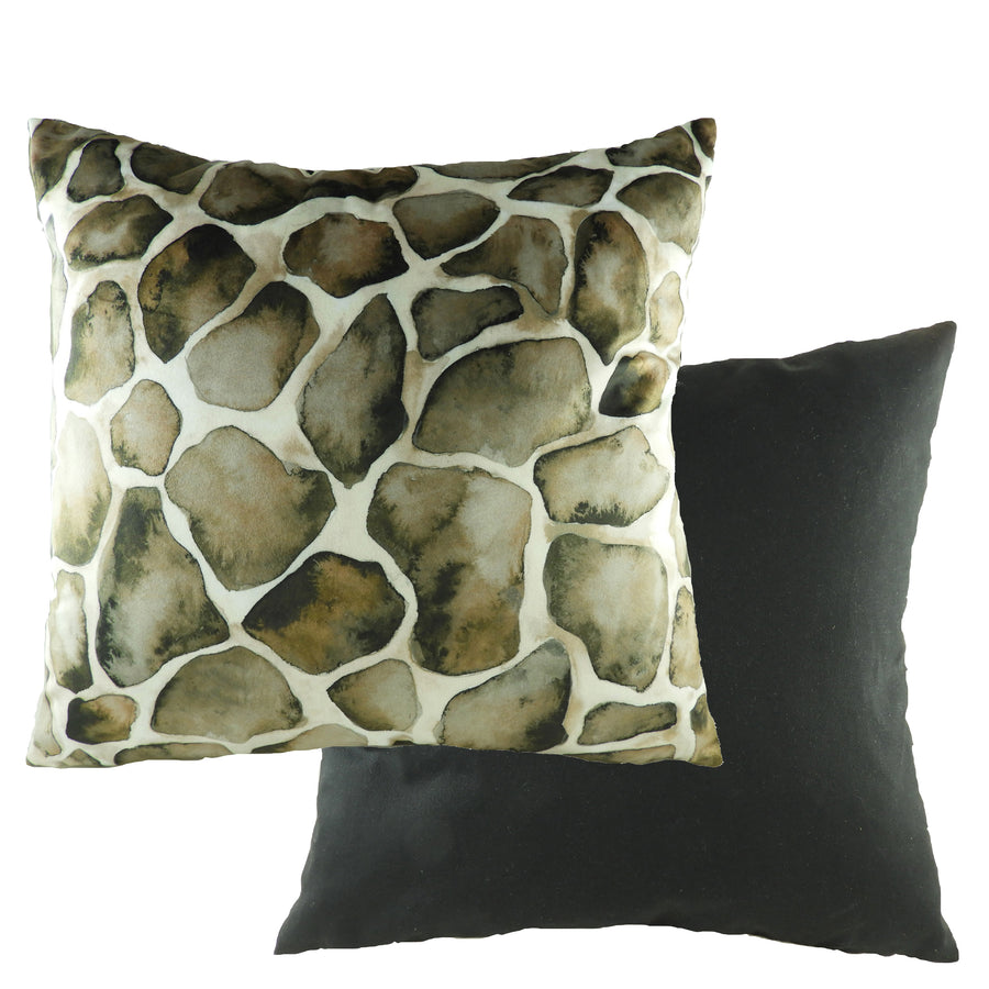Wildlife Giraffe Print Cushion
