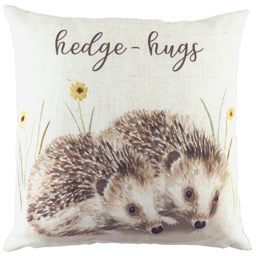 Woodland Hedge - Hugs Cushion
